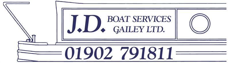 JD Boats Logo